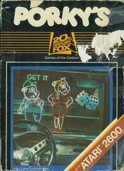 Porky's Atari 2600 Prices