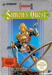 Castlevania II Simon's Quest PAL NES Prices
