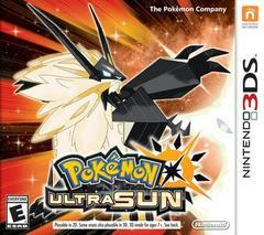 Pokemon Ultra Sun Nintendo 3DS Prices