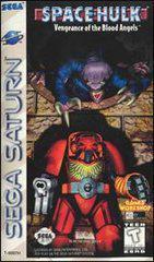 Space Hulk Vengeance of the Blood Angels Sega Saturn Prices