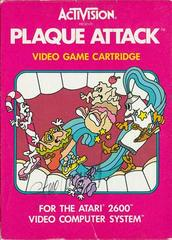 Plaque Attack Atari 2600 Prices