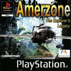 Amerzone The Explorer's Legacy PAL Playstation Prices