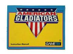 American Gladiators - Instructions | American Gladiators NES