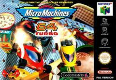 Micro Machines PAL Nintendo 64 Prices