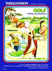 Golf Intellivision Prices