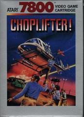 Choplifter Atari 7800 Prices