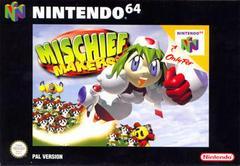 Mischief Makers PAL Nintendo 64 Prices