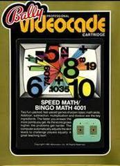 Bingo Math & Speed Math Bally Astrocade Prices