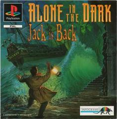 Alone in the Dark Jack is Back PAL Playstation Prices