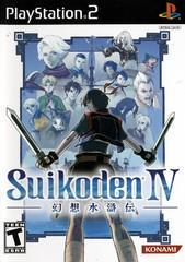 Suikoden IV Playstation 2 Prices
