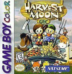 Harvest Moon GameBoy Color Prices