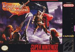 Knights of the Round Super Nintendo Prices