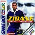 Zidane Football Generation | PAL GameBoy Color