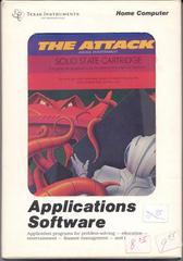 The Attack TI-99 Prices