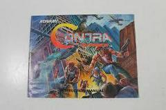 Contra Force - Instructions | Contra Force NES