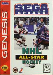NHL All-Star Hockey 95 [Cardboard Box] Sega Genesis Prices