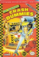 Incredible Crash Dummies NES Prices