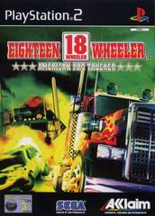 18 Wheeler American Pro Trucker PAL Playstation 2 Prices