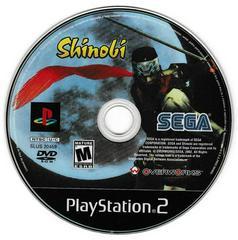 Game Disc | Shinobi Playstation 2