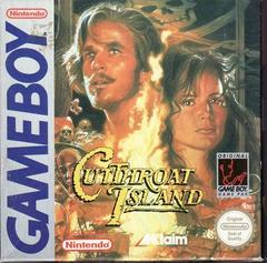 Cutthroat Island PAL GameBoy Prices
