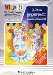 Clowns Vic-20 Prices