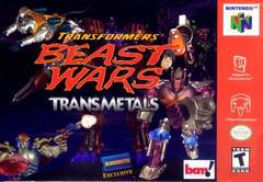 Transformers Beast Wars Transmetals Nintendo 64 Prices