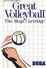 Great Volleyball Sega Master System Prices