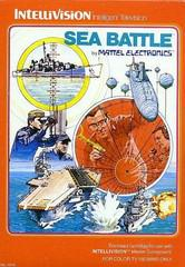 Sea Battle Intellivision Prices