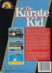 The Karate Kid - Back | The Karate Kid NES