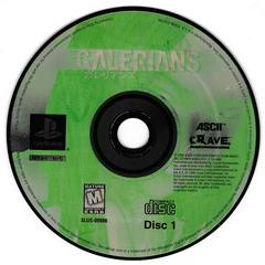 Game Disc 1 | Galerians Playstation
