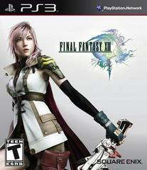 Final Fantasy XIII Playstation 3 Prices