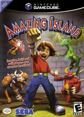 Case - Front | Amazing Island Gamecube