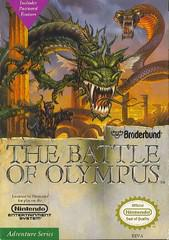 Battle of Olympus NES Prices