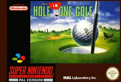 Hal's Hole in One Golf PAL Super Nintendo Prices