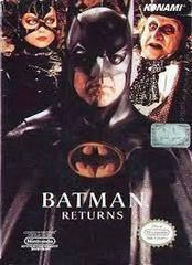 Batman Returns - Front   Batman Returns NES