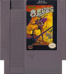 Cartridge | 8 Eyes NES