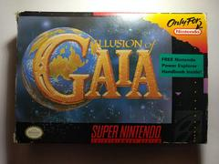 Box | Illusion of Gaia Super Nintendo