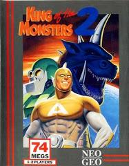 King of the Monsters 2 Neo Geo AES Prices