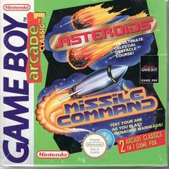 Arcade Classic: Asteroids and Missile Command PAL GameBoy Prices