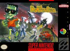 Adventures of Dr Franken Super Nintendo Prices