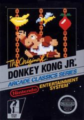 Donkey Kong Jr [5 Screw] NES Prices