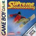 Supreme Snowboarding | PAL GameBoy Color
