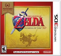 Zelda Ocarina of Time 3D: Nintendo Selects Nintendo 3DS Prices