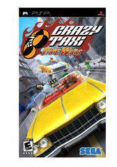 Crazy Taxi Fare Wars Cover Art