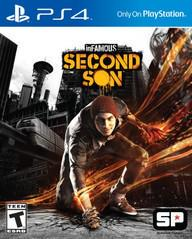 Infamous Second Son Playstation 4 Prices