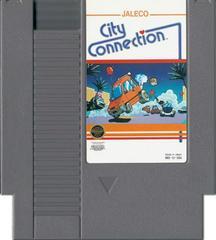 Cartridge   City Connection NES