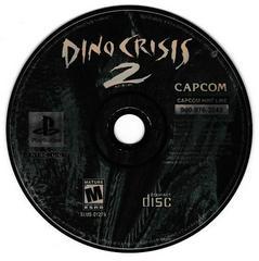 Game Disc | Dino Crisis 2 Playstation