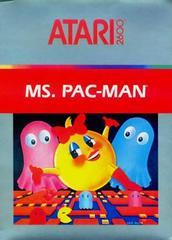 Ms. Pac-Man Atari 2600 Prices