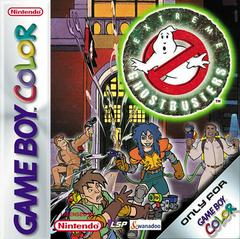 Extreme Ghostbusters PAL GameBoy Color Prices