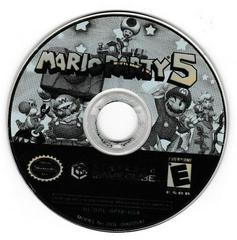 Game Disc | Mario Party 5 Gamecube